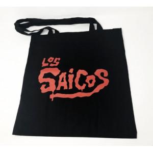 LOS SAICOS - Bag (black)