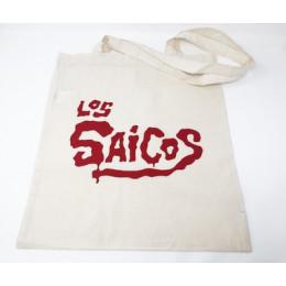 LOS SAICOS - Bag (white)
