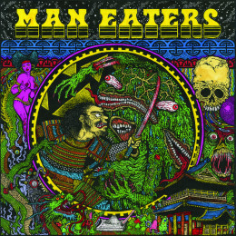 MAN EATERS - Gentle Ballads for the Simple Soul LP