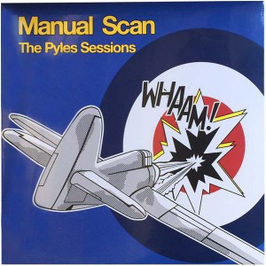 """MANUAL SCAN - The Pyles Sessions 10"""""""