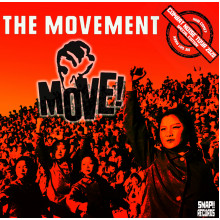 MOVEMENT, THE - Ruido de Combate Tour 2020 Split EP