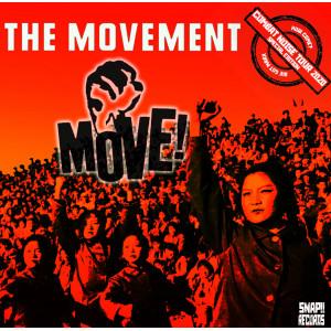 MOVEMENT, THE - Ruido de Combate Tour 2020 Split EP
