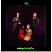 NIGHT LUNCH - Wall of Love LP
