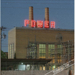 POWER - Turn On LP