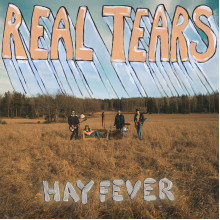 REAL TEARS - Hay Fever LP