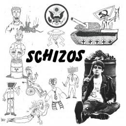 SCHIZOS - s/t LP