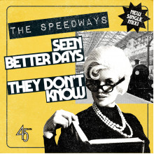 SPEEDWAYS, THE - Seen Better Days 7""