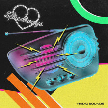 SPEEDWAYS, THE - Radio Sounds LP