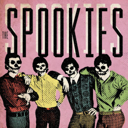 SPOOKIES, THE - Please come back / Out of the inside 7""