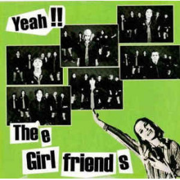 GIRLFRIENDS, THEE - Yeah!! 10""
