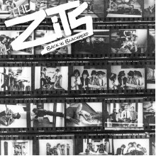 ZITS, THE - Back in Blachhead LP