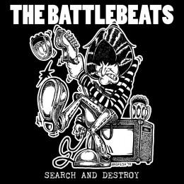 BATTLEBEATS, THE - Search & Destroy LP