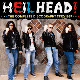 HEAD - Heil Head! - The Complete Discographie 1992/1997 2xLP