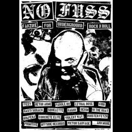NO FUSS #1 Fanzine