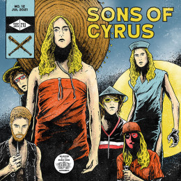 SONS OF CYRUS - Can You Dig It DoLP