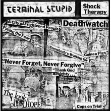 TERMINAL STUPID - Shock Therapy LP