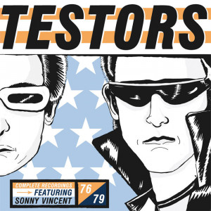 TESTORS - Complete Recordings 2LP