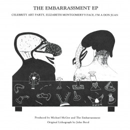 EMBARASSMENT, THE - s/t EP
