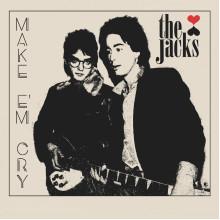 JACKS, THE - Make 'Em Cry LP LP