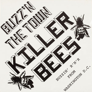 KILLER BEES - Buzz'n The Town LP