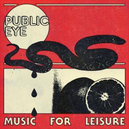 PUBLIC EYE - Music For Leisure LP