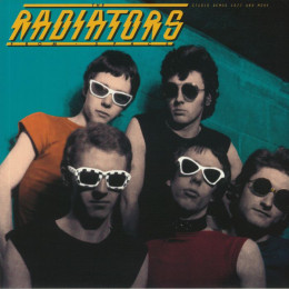 RADIATORS FROM SPACE - Studio Demos 1977 and more LP