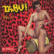 V/A - TABU! Vol.5 LP