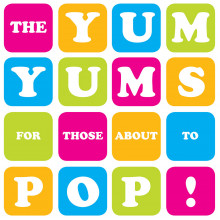 YUM YUMS, THE - For Those About To Pop! LP
