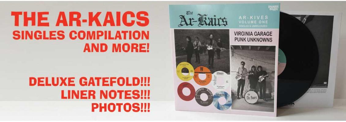 The Ar-Kaics - The Ar-Kives Vol.1 LP