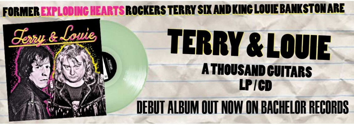 Terry & Louie - A Thousand Guitars LP / CD