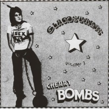V/A - GLAMSTAINS Vol.3 - CHERRY BOMBS LP