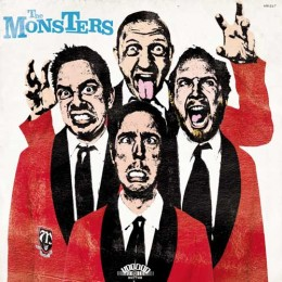 MONSTERS, THE - Pop Up Yours! LP