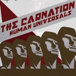 CARNATION, THE - Human Unversals LP