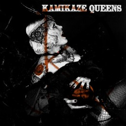 KAMIKAZE QUEENS - Voluptuous Panic! LP