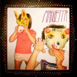 MARIETTA - Basement dreams are the bedroom cream LP