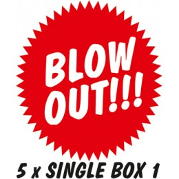 BACHELOR - BLOWOUT - SINGLE BOX 1