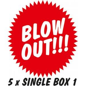 BACHELOR - BLOWOUT - SINGLE BOX 1