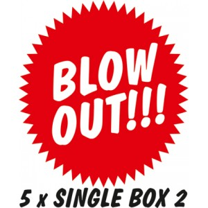 BACHELOR - BLOWOUT - SINGLE BOX 2