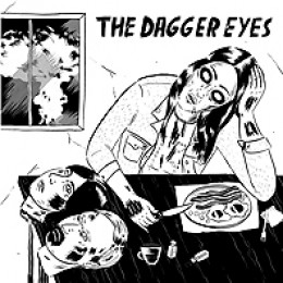 DAGGER EYES - s/t LP