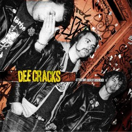 DEECRACKS - Attention! Deficit Disorder LP