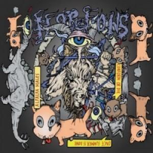 HARD ONS, THE - Alfalfa Males LP