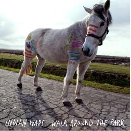 INDIAN WARS - Walk around the park LP