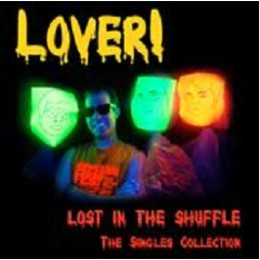 LOVER - Lost in the Shuffle - The Singles Collection LP