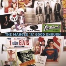 """MANGES, THE - Manges """"R"""" Good Enough LP"""