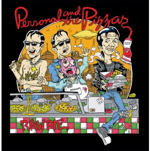 PERSONAL AND THE PIZZAS - Raw Pie LP