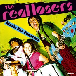 REAL LOSERS, THE - Music For Funsters LP