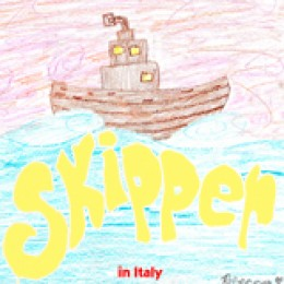 SKIPPER - In Italy 10""