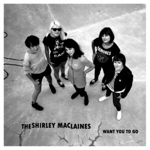 SHIRLEY MACLAINES, THE - Want You To Go 7""