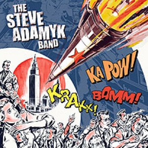 STEVE ADAMYK BAND - s/t LP
