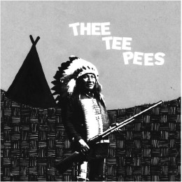 """TEE PEES, THEE - You're a turd / Do the smog 7"""""""